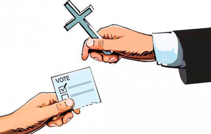 ¿ Nuestro voto se mantendrá fiel a la Doctrina segura de Jesucristo? Eso implica no renunciar a nuestros principios por evitar la cruz.