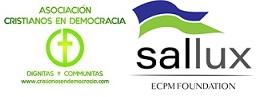 Asociación Cristianos en Democracia es, hasta el momento, la única Asociación Española miembro de Sallux.